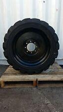 14 175 Otr Loader Skid Steer Foam Fill 14 Ply 8 Bolt Wheel X 2