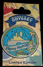 Disney 2008 Mickey's Pin Odyssey Tinker Bell Flying Nightly Decals Pin (18)