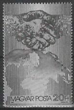 Hongarije postfris 1987 MNH 3900 (black and white) - Verdrag afbouw Raketten
