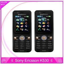 "Sony Ericsson K530 K530i K530c keyboard Support 2MP 2.0"" Original Mobile Phone"