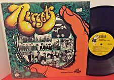Various Nuggets Volume Three: Pop 1984 Rhino Vinyl Lp Shrink Knickerbockers