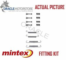 NEW MINTEX REAR PARKING BRAKE SHOES SET FITTING KIT GENUINE OE QUALITY MBA621