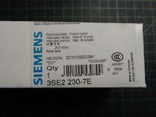 1 x Siemens Positionsschalter 3SE2 230-7E