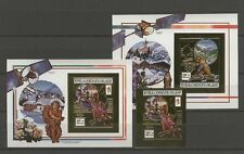 Olympiade 1992, Olympic Games, Space - Madagaskar - 1262 B, Bl.144-145 B ** MNH