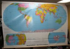 Rand McNally & Co. Antique Pull Down Maps for sale | eBay
