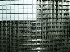 Volierendraht aus Edelstahl V2A 1x1m / 8,5 x 8,5mm / 0,8mm  Drahtgitter