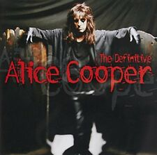 Alice Cooper - The Definitive Alice Cooper (Intl Version) [CD]