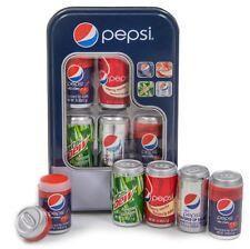 Pepsi Vending Tin 5 Lip Balm Set