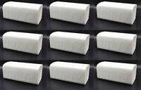 5000 Blatt Comfort Handtücher Papierhandtücher Recycling Natuer,1-lagig V-Falz