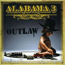 Alabama 3 - Outlaw [New CD]