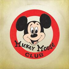 """D23 2017 Mickey Mouse Club 10"""" Picture Disc Vinyl Le 3500"""