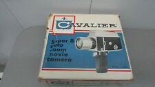 CAVALIER SUPER8 CAMERA C-8TZ W-BOX