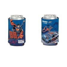 2014 Dale Earnhardt Jr Wincraft #88 Superman 12oz Can Beverage Koozie cooler