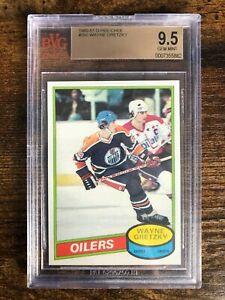 1980 O-Pee-Chee Hockey Wayne Gretzky #250 BVG 9.5 GEM MINT - NO RESERVE!!!