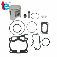 Fit For Yamaha Yz 125 YZ125 1998-2001 Piston Rings Gasket O-Ring  Set