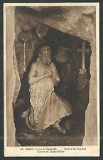 Postal antigua de San Gil andachtsbild santino holy card santini