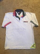 Vintage Tommy Hilfiger Sailing Gear Cotton Polo.Size Large