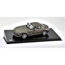 Ixo MOC124 Mercedes SLS AMG 2010 - Monza Grey 1/43