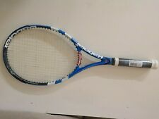 New 2010 Babolat Pure Drive Plus Gt 4 1/2 grip 27.5 inches 10.6oz Tennis Racquet