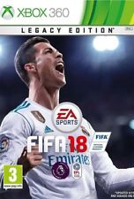 FIFA 18 - Legacy Edition (Xbox 360)  Fast Dispatch Free UK P&P