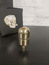 Custom Brass Billet Brake Reservoir
