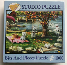 Autumn Comes Early by Brooke Faulder 1000 Piece Studio Puzzle from Bits & Pieces