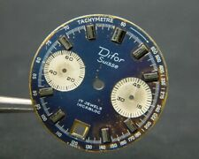 Difor-Valjoux 7734 cadran