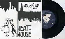 "Moskow - Heat House / Robot 7"" Obscure & Rare 1982 UK Post Punk New Wave KBD"