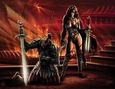 UNITED CUTLERY KIT RAE KR0020S ANATHAR SWORD OF POWER SWORD