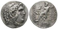 Alessandro III (il grande) 250-175 a.C. Tetradramma Mesembria zecca d'argento (A1116)