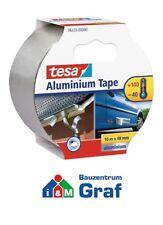 tesa Aluminium Tape / Aluminium-Klebeband Aluminiumband 10 m x 50 mm  /#870705