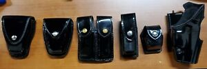 Safariland High Gloss Police/ Security Duty Gear combo Pre-owned Popular Glock