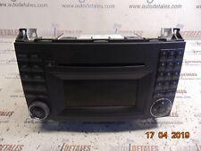 Mercedes B-Class W245 Radio CD player head unit A1699002000 used 2010