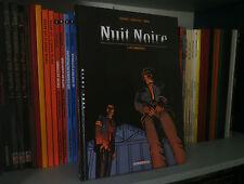 NUIT NOIRE, Tome 3 : Les Jonquières - Eds Originale - BD