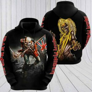 Sweatshirt for Men Skull Printed Mask Patchwork Hoodies Pullover Long Sleeve Bodybuilding Tops Blouse Outwear WEI MOLO