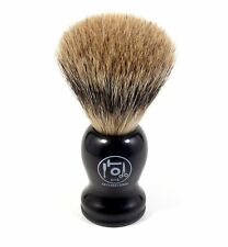 NTS-Solingen Rasierpinsel Dachshaar Silberspitz shaving brush badger HOCHWERTIG!