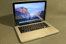 MacBook Pro Mid 2009 13-inch A1278 | 2.26GHz 3GB RAM 500GB HDD OS X EL Capitan