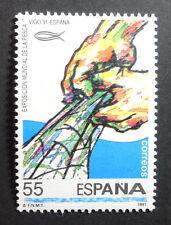 1991 - ESPAÑA - Edifil 3133 - EXPOSICIÓN PESCA (NUEVO)