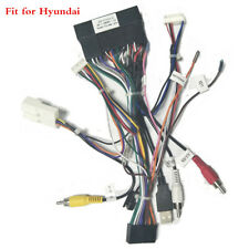 Superb Car Audio Video Wire Harnesses For Hyundai For Sale Ebay Wiring Database Gramgelartorg