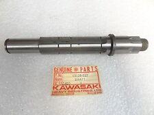 Kawasaki NOS NEW  13128-027 Output Shaft  F5 F8 F9 Big Horn 1970-75