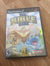 The Bible Game PS2 Sony PlayStation 2 Cib Game  XP1