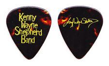 Kenny Wayne Shepherd Signature Brown Faux Tortoise Guitar Pick - 2003 Tour