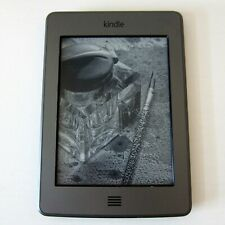Amazon Kindle Touch eReader D01200 4GB WIFI Bezel Marks