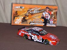 Nascar  1/24   Tony Stewart	20	Home Depot / 2002 Winston Cup Championship
