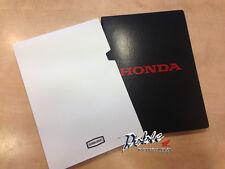 New 2015 Genuine Honda OEM Merchandise A4 Journel Ruled Notebook Note Book Ruled