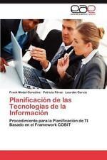 Planificacion de Las Tecnologias de La Informacion (Paperback or Softback)