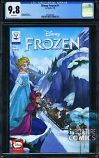 DISNEY FROZEN #1 - FIRST PRINT - CGC 9.8 - SOLD OUT - JOE BOOKS - FIRST ISSUE