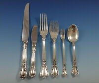 Chantilly by Gorham Sterling Silver Dinner Flatware Set For 8 Service 54 Pieces