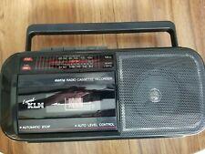 Legend KLH 100L Radio Cassette Recorder