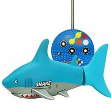 Remote Control Rc Micro Shark Robo Fish Mini Shark Aquarium Toy - Shake -